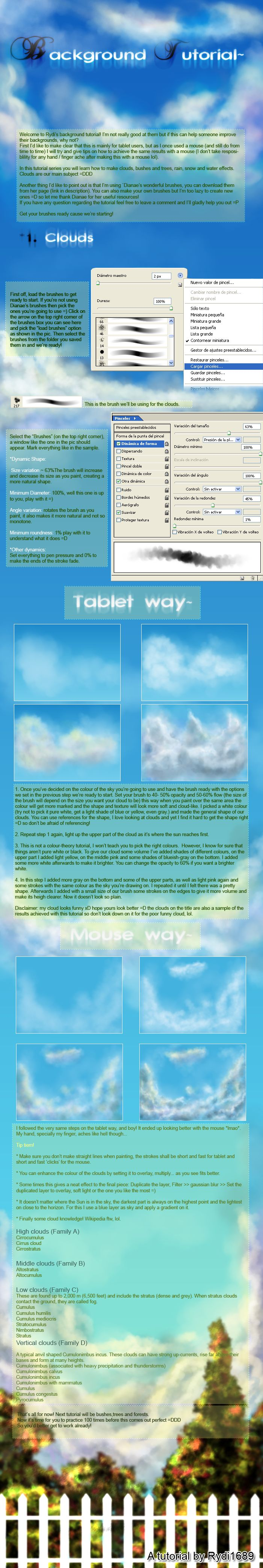 30 Free High-Resolution Photoshop Brush Sets