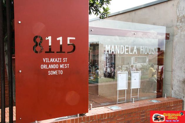 Mandela House Museum is in Vilakazi Street, Soweto is an important museum to visit and it highlights Madiba's daily life in Soweto. http://citysightseeing-blog.co.za/2014/06/23/nelson-mandela-day-johannesburg/