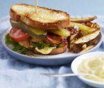 Pyszchna kanapka (club sandwich)