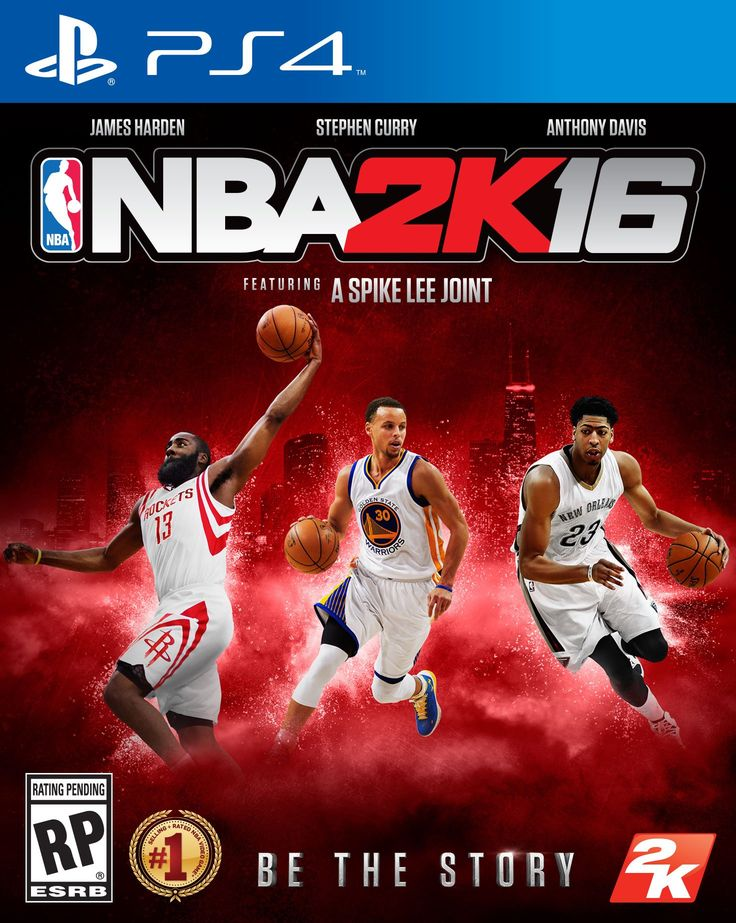 NBA 2K16 : Early Tip-off Edition - #PS4