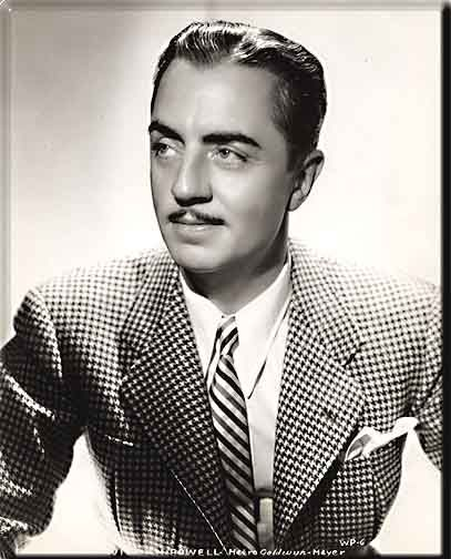217 best images about William Powell on Pinterest | Jean ...