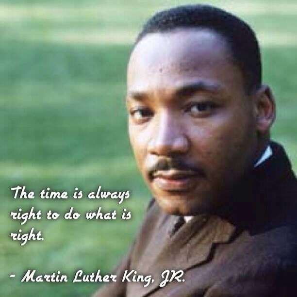 MLK #QuoteOfTheWeek