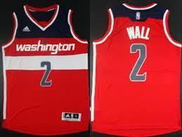 John Wall, Washington Wizards #2