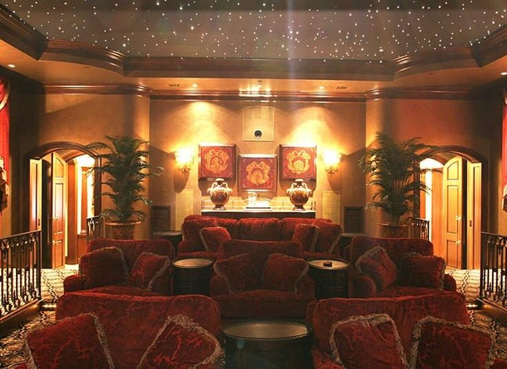 Home Theater Design Houston Delectable Inspiration