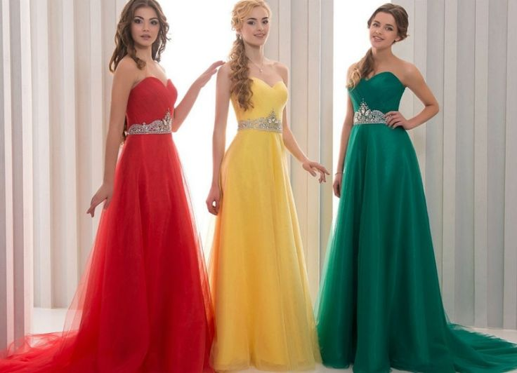 Платья, какой цвет лучше