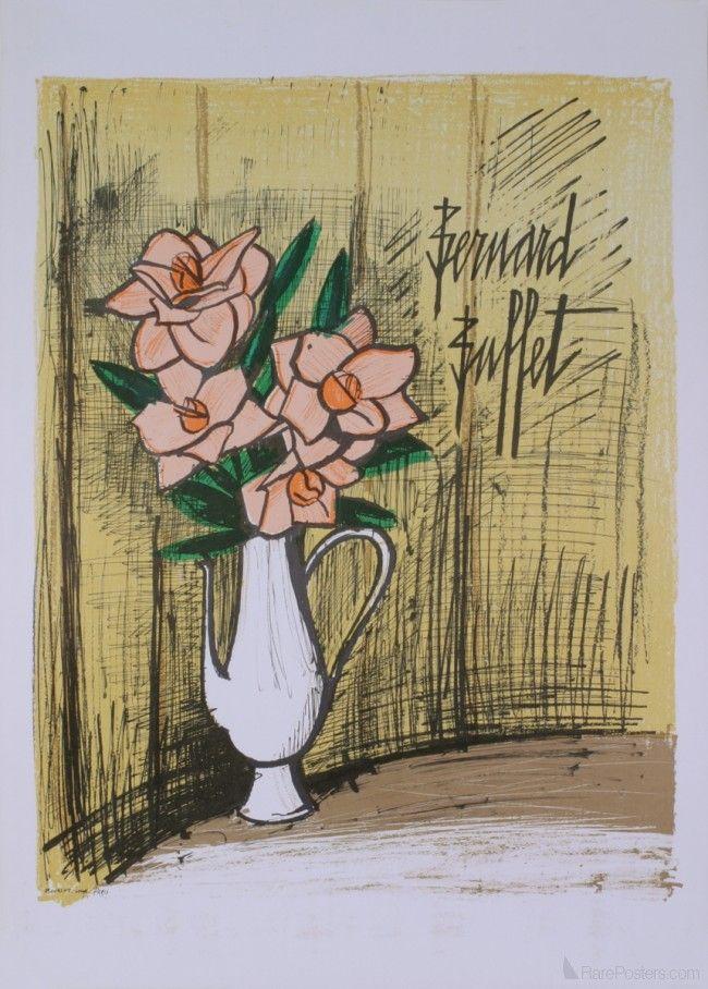 Buffet- Bouquet de Fleurs