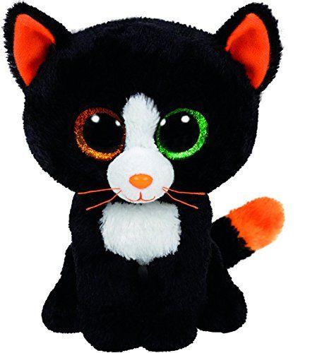 Ty Beanie Boos Frights - Black Cat Ty Beanie Boos http://www.amazon.com/dp/B00YA7LZ58/ref=cm_sw_r_pi_dp_xR8Rwb08Y00QW