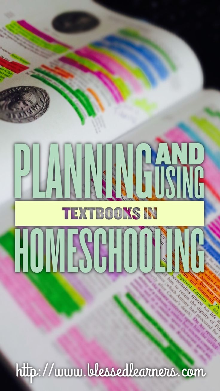 Using textbooks in homeschooling will ease your days, but there are some things that you need to WATCH OUT! Here are some ways planning and using textbooks.