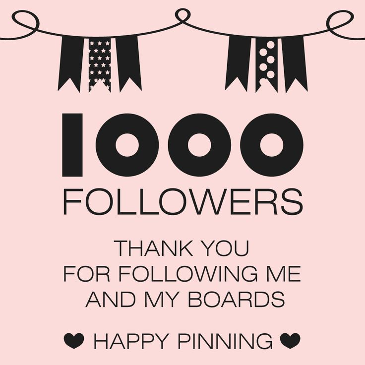 I can't believe: 1000 FOLLOWERS… Thank you all, it makes me so happy!!! - by YoYo atelier #1000followers #thankyou #happypinning
