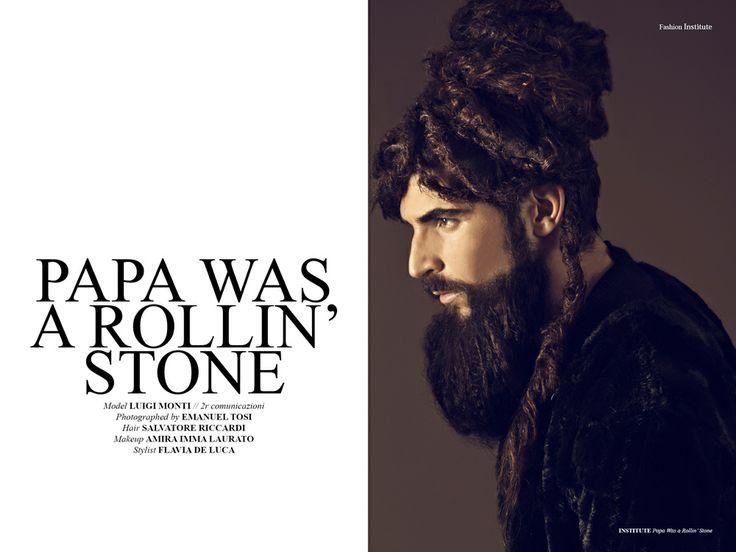 Papa Was a Rollin' Stone