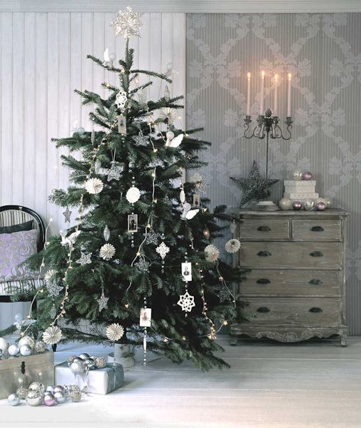 Scandinavian Christmas. Christmas in Finland. Photo by ...
