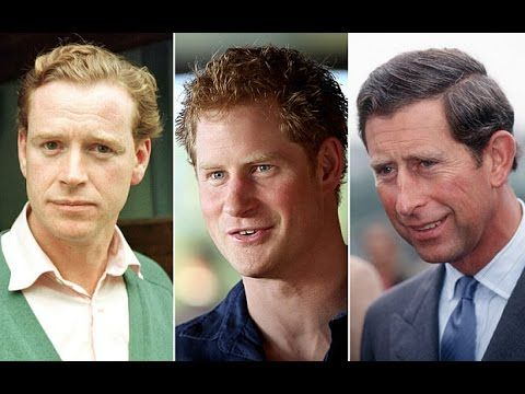 (345) EXCLUSIVE BBC Interview James Hewitt Son Prince Harry Father Dad - YouTube
