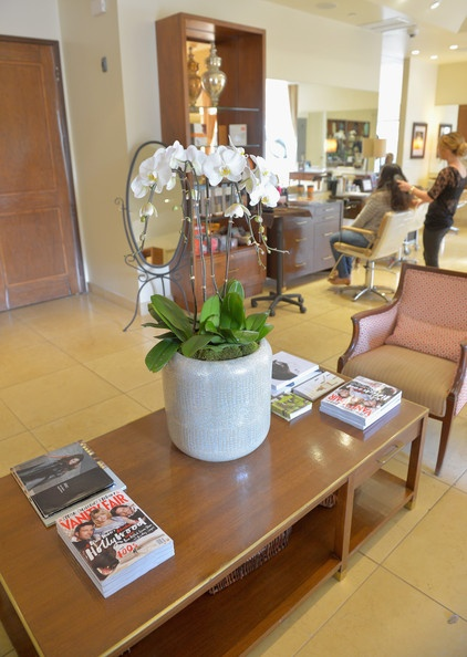 CURE Salon & Spa (from Vanity Fair, Lancome And Clarisonic Beauty Luncheon)