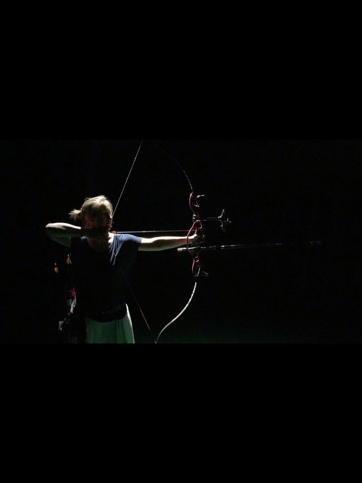 #archer #love #archery #archergirl #recurvegirl #recurve #hoyt #korea #aim #dark