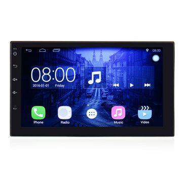 <b>7 Inch 2DIN</b> HD Car Stereo Radio MP5 Player Bluetooth Wifi Touch ...