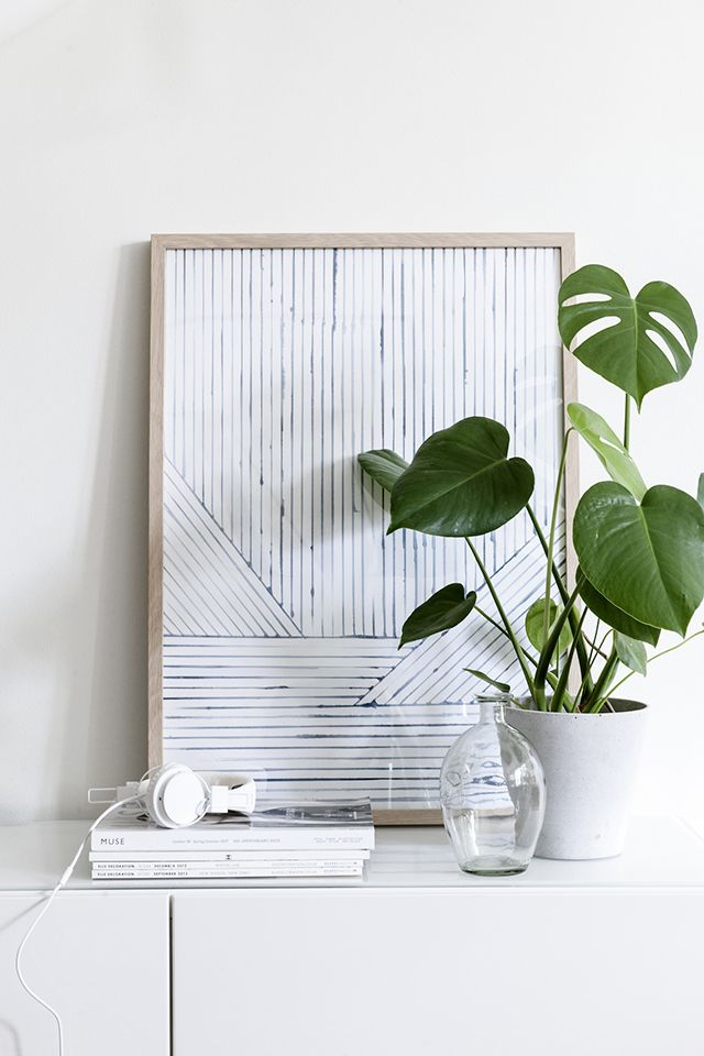 The Design Chaser: Fresh Scandi Style with a Touch of Blue