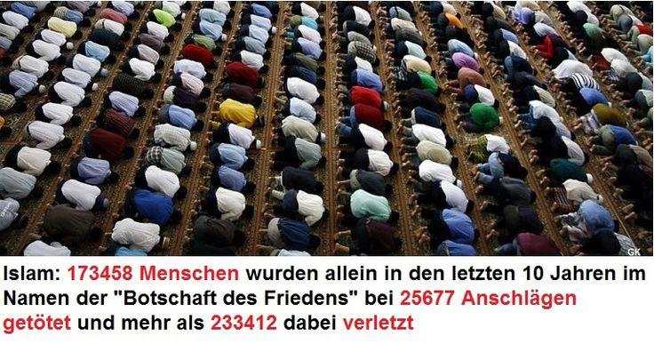 Schulen indoktrinieren und belügen Schüler: Geschichtsklitterung und Realitätsleugnung im Unterricht zum Thema Islam in Deutschland – Schlüsselkindblog