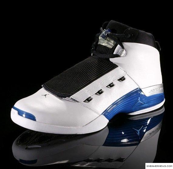 Air Jordan XVII (17)  2001-02 - SneakerNews.com in 2019  b26871667