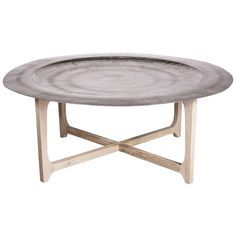round hammered table wood legs - Google Search