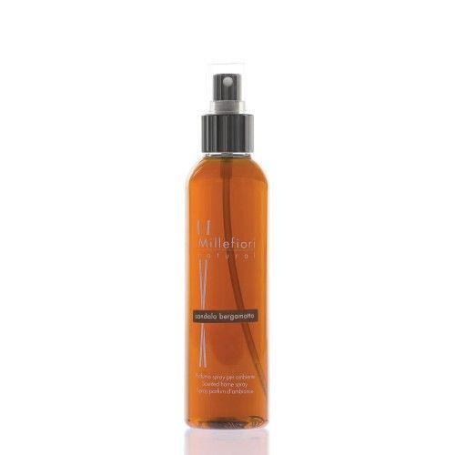 Millefiori New Home Spray 150 ml Sandalo e Bergamotto-01