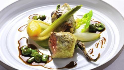 Restaurant L'Atlantide,