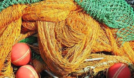 Recyclage : Des filets de pêche transformés en moquette