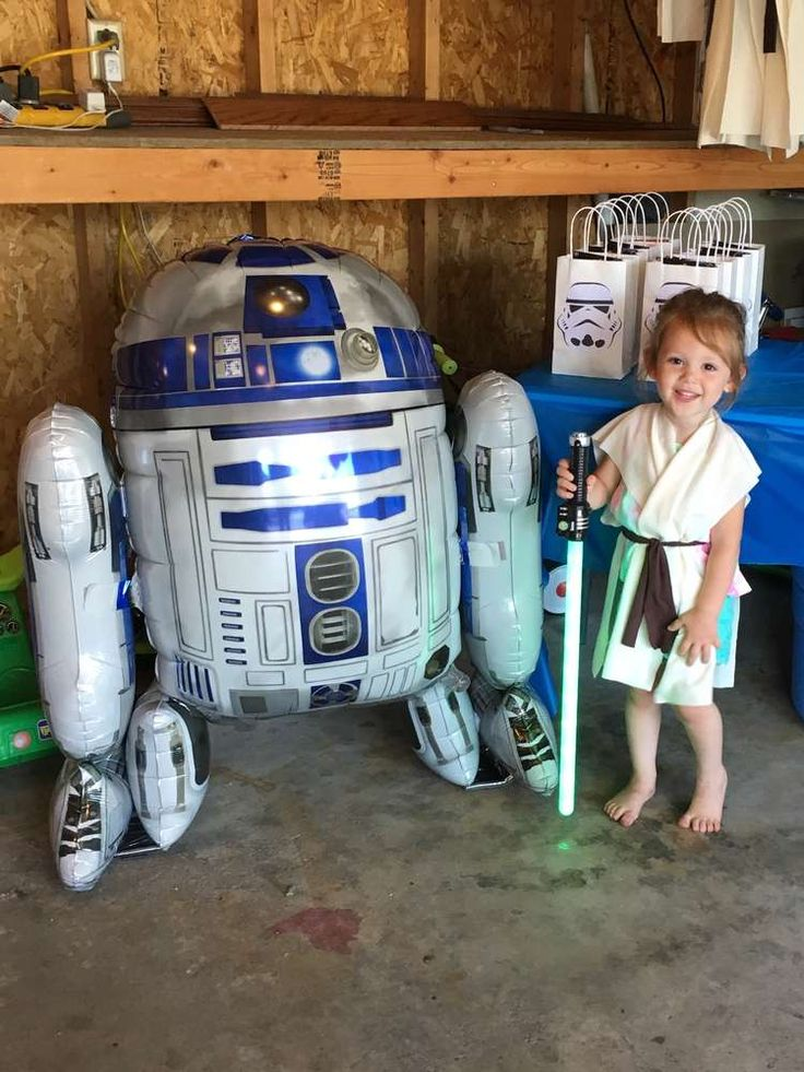 Star Wars Birthday Party Ideas | Photo 1 of 23