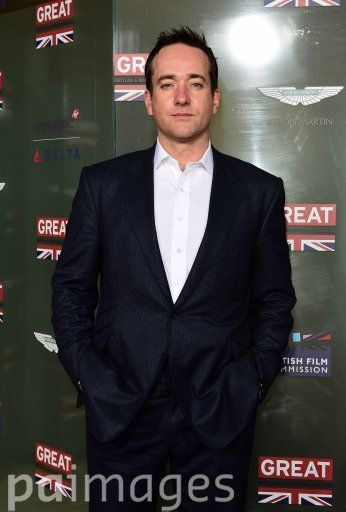 Matthew MacFadyen arriving at the Great British Film Reception to honour the British Nominees of the 87th Academy Awards at The London West Hollywood in Los Angeles, USA.
