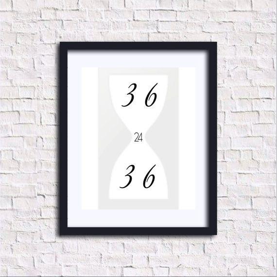 36 24 36  Sir Mix A Lot Baby Got Back 8x10 Printable Wall