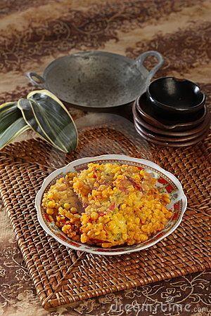 bakwan jagung (fried corn)
