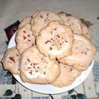 Almond cookie recipe that rivals Voortman's almonette cookies.