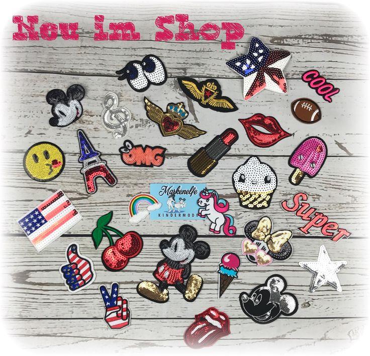 Pinns und Patches #fashion Verkauf  unter: www.markenelfe-kindermode.at