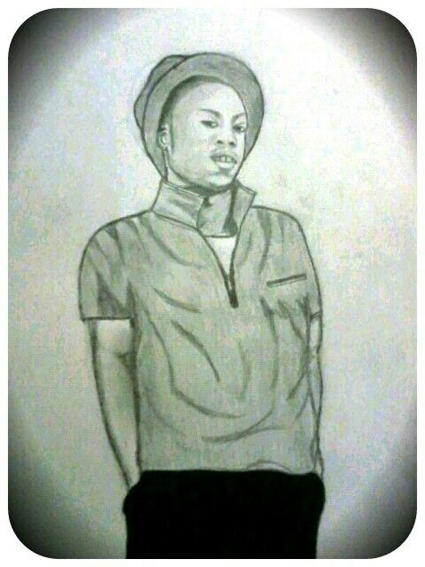 Juss a simple drawing of my self