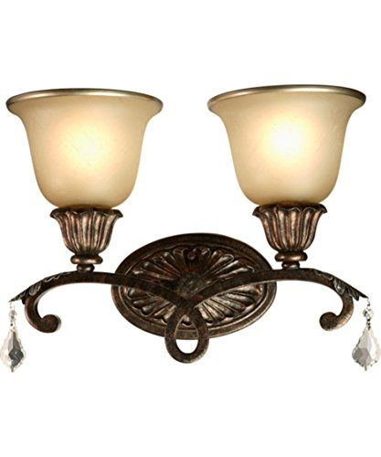 artcraft lighting florence 2light wall sconce light rich bronze to view further for this item