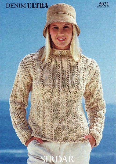 Sirdar--Sweater