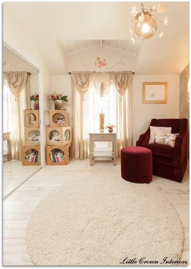 #J.R.Martinez Celebrity #Nursery Designed By Little Crown Interiors    Featuring A Custom Oilo