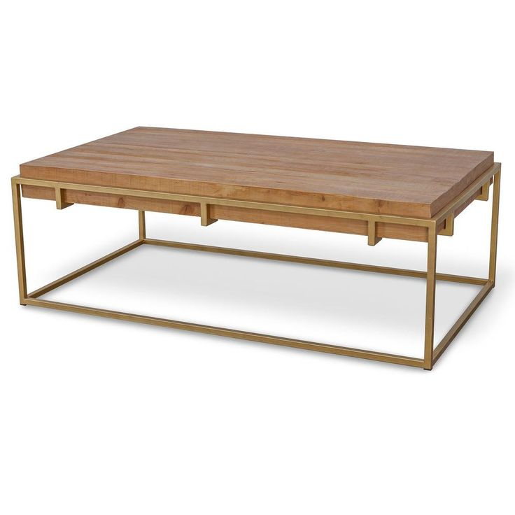 Puerto Rico Coffee Table
