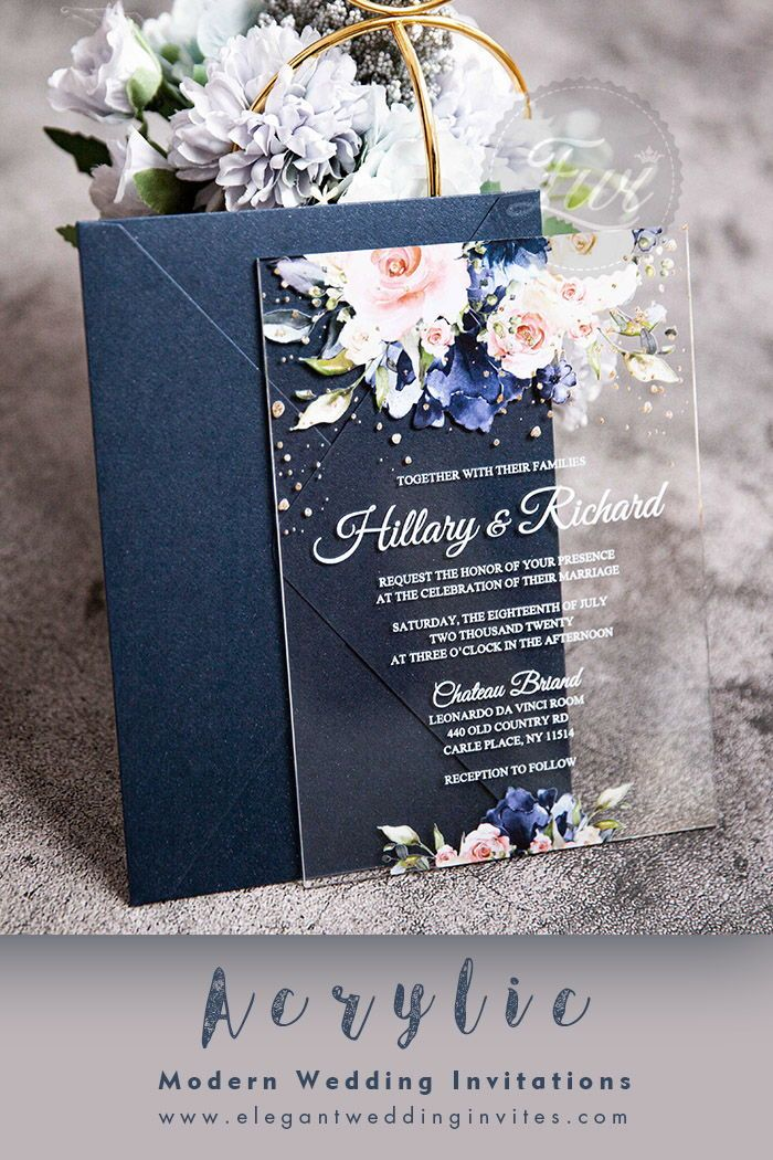 Acrylic Wedding Invites Elegantweddinginvites Acrylic Wedding Invitations Clear Acrylic Wedding Invitations Creative Wedding Invitations