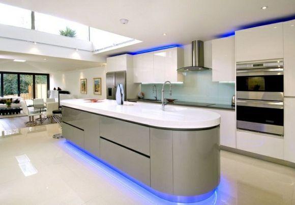 Ideen zu kücheninsel beleuchtung auf pinterest insel beleuchtung