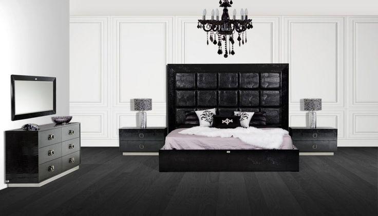 Modern Bedroom Sets Modern Bed Set