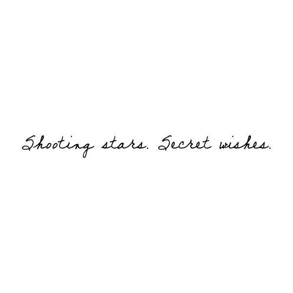 shooting stars.. secret wishes +++for more quotes about #summer and having #fun, visit http://www.quotesarelife.com/