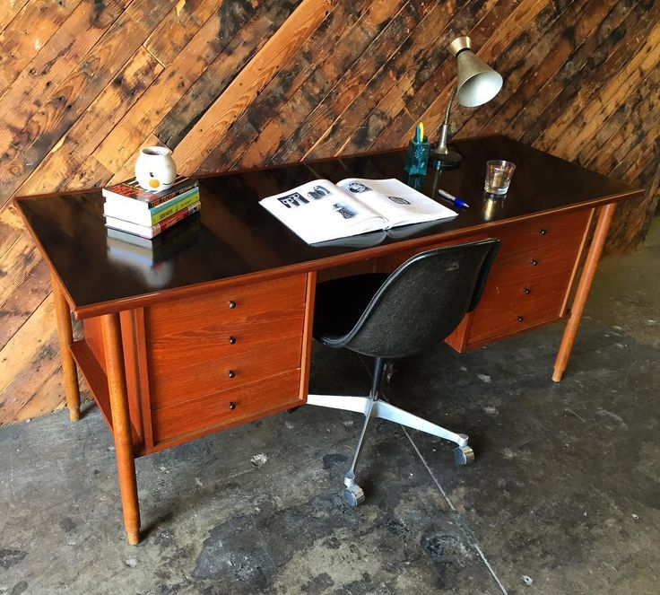 great home office. this danish desk has some scuffs and bruises but overall itu0027s amazing the great home office 2