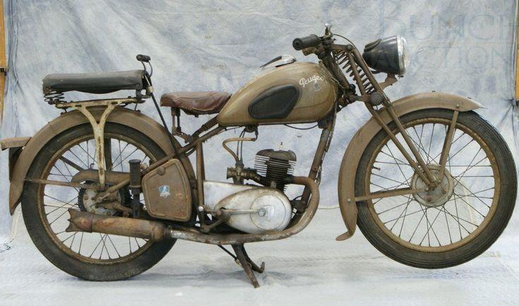 Resultado de imagen para motos de los años 50