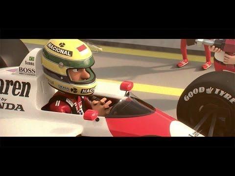 ▶ Tooned 50: Episode 6 - The Ayrton Senna Story - YouTube