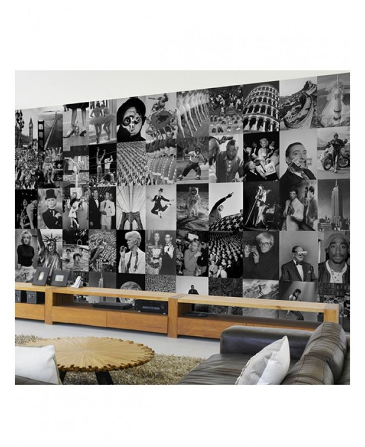 Create Your Own Fantastic Feature Wall, Completely Unique To You, With This  64 Piece Creative Collage Life Designer Wall Mural!