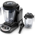 Vitamix blender... a $500 blender. Been trying to get Justin to buy this for me for the longest time.
