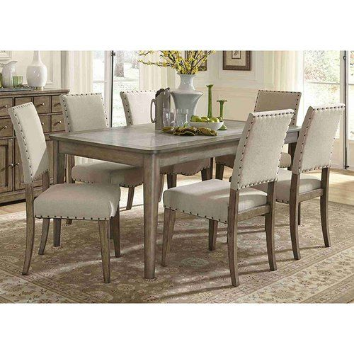 Found it at Wayfair - Arlen 7 Piece Dining Set