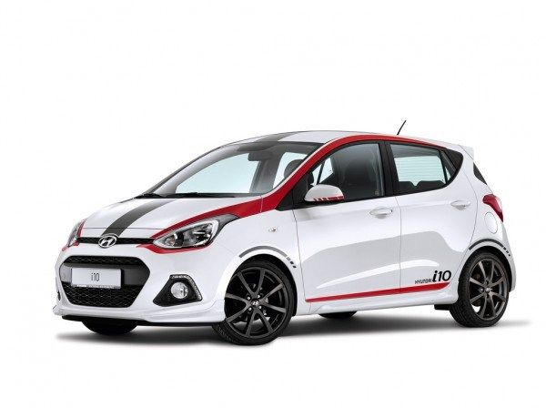 2015 Hyundai I10 Sports Version