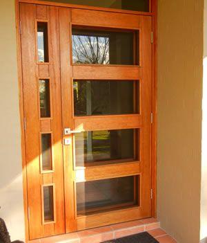 Watts Joinery - Timber Doors, Window Frames, Newcastle | Timber Doors