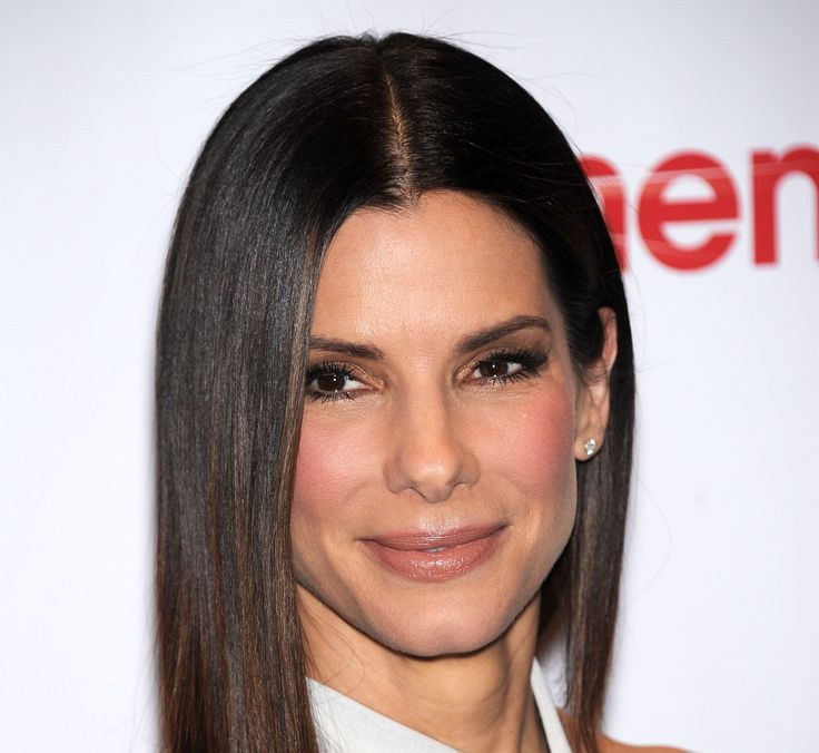 Sandra Bullock - Height, Weight, Bra Size, Measurements & Bio - http://celebie.com/sandra-bullock-height-weight-bra-size-measurements-bio/